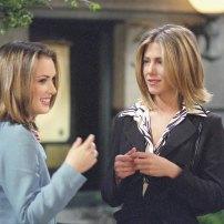 Apparition le temps d'un épisode de la saison 7 pour Winona Ryder en tant qu'ancienne amie de Rachel.