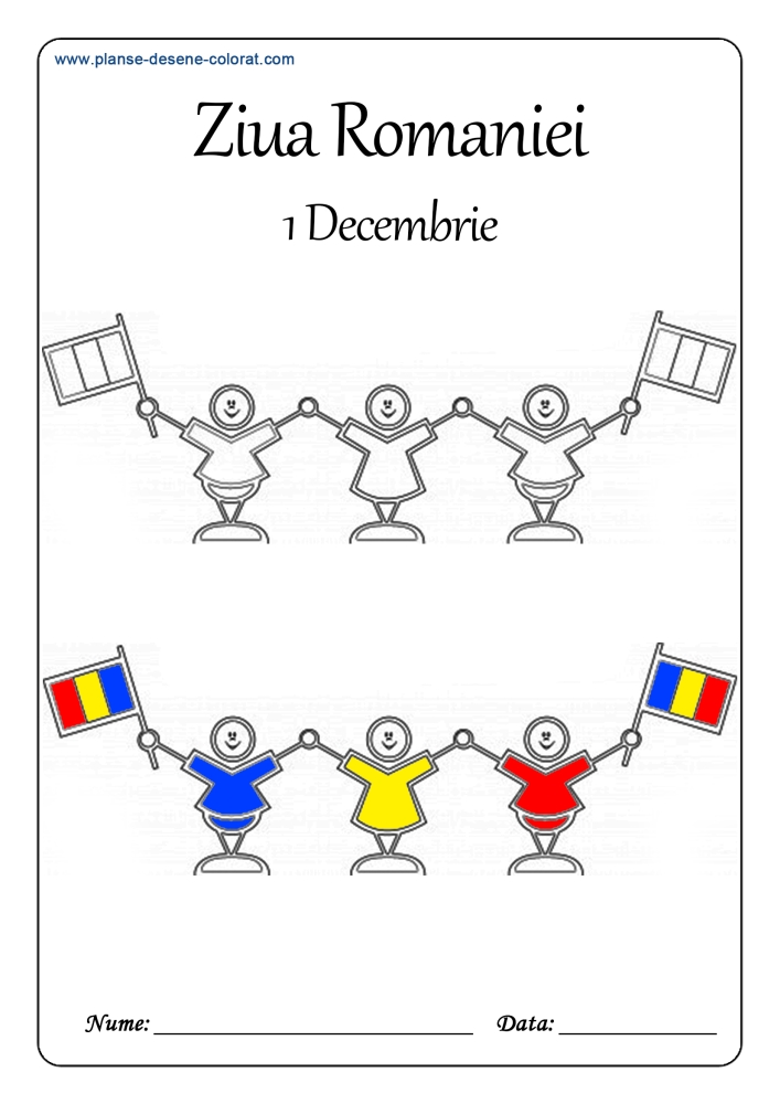 Desene 1 Decembrie De Color Related Keywords & Suggestions