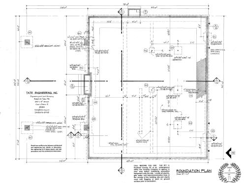 small resolution of foundation plan