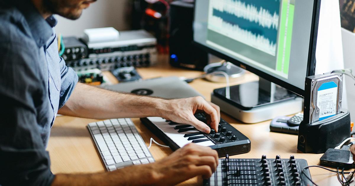 règlages des equalizers en home-studio