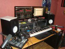 budget home studio