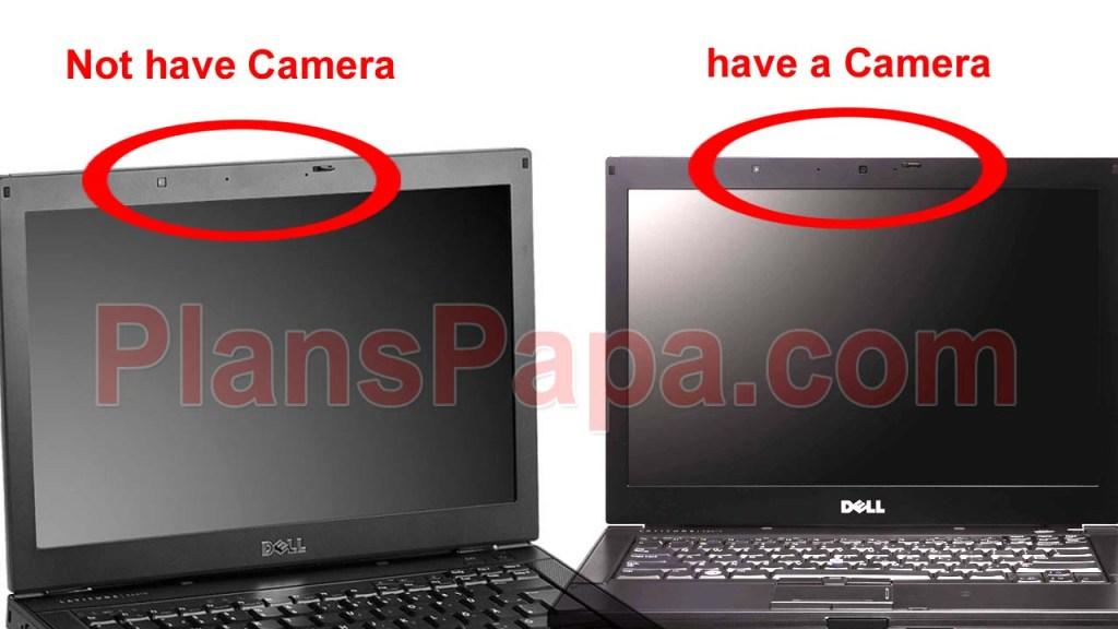 Dell Latitude E6410 Camera