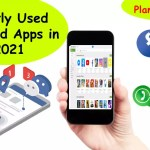 Top 5 Most Used Apps on Android Phones in 2021