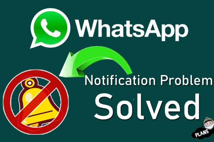 Not Receiving WhatsApp Messages unless Open the App