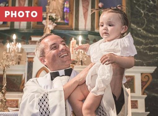 Baptême de Valentine