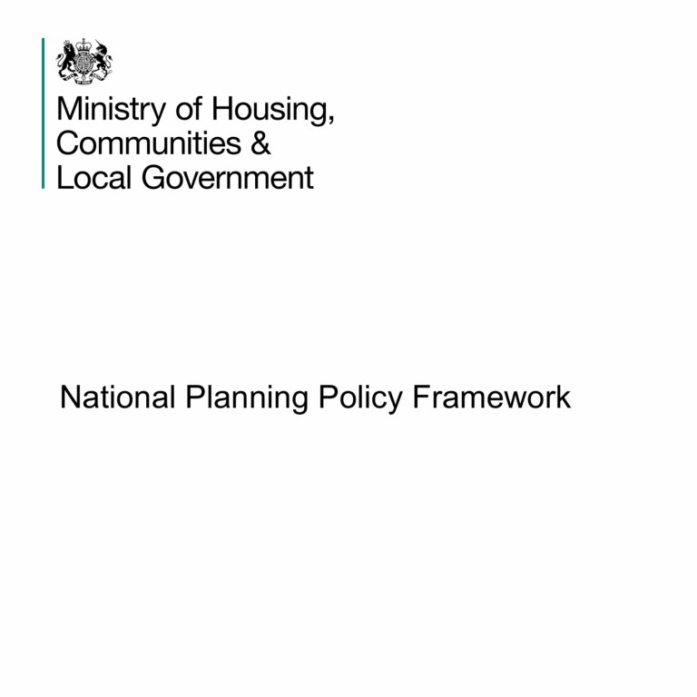 New NPPF 2018. What difference will it make to Neighbourhood Plans?