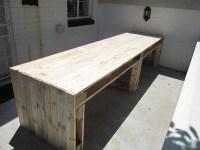 Rustic Pallet Furniture - Plant-a-Box