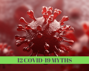 Vegans don't get COVID-19 and 11 other Coronavirus myths