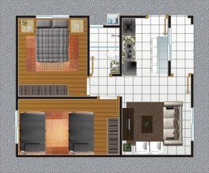 casas plantas simples modelos construir casa pequenas quartos gratis bonitas melhores 3d projetos uma projeto fachadas google parte voce construcao