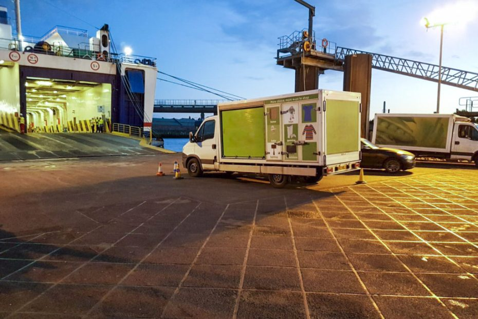 Ferry operator prosecuted after worker injured by moving vehicle