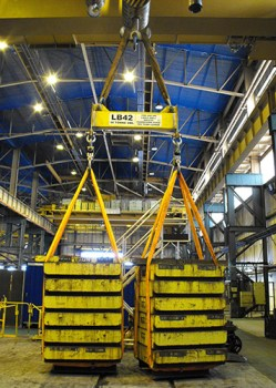 Overhead Gantry Crane Proof Load Test SWL