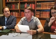 Presidente Jair Bolsonaro/ Imagem: Reprodução (Vídeo)
