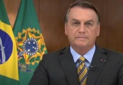 Presidente Jair Bolsonaro visitará o Ceará no próximo dia 13 de agosto