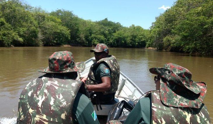 Operação Semana Santa começa hoje com 290 policiais ambientais para coibir pesca predatória