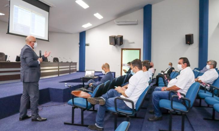 Presidente da Ferroeste vem à Maracaju apresentar projeto que irá ligar o município ao Porto de Paranaguá