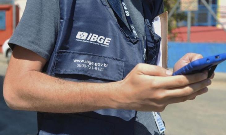 IBGE abre 42 vagas temporárias em Maracaju para o Censo 2021.