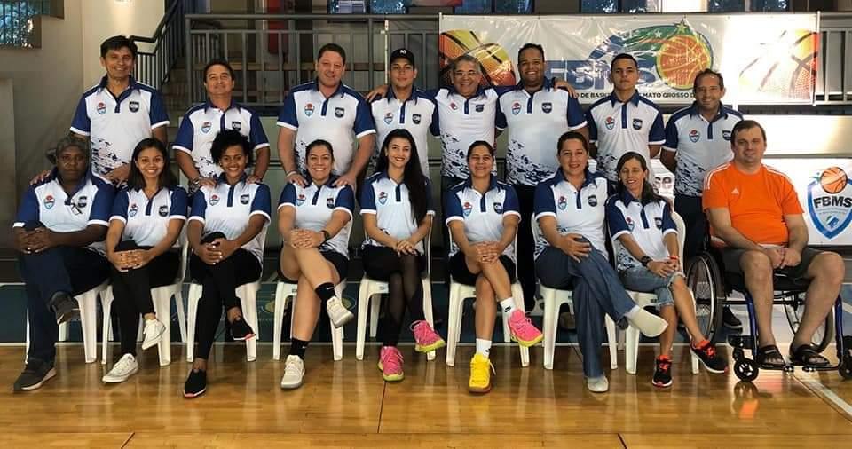 Maracaju: MBC participou Conselho Arbitral de Clubes da Federação de Basketball do MS temporada 2021