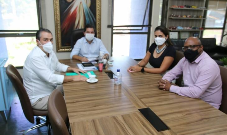 Prefeito Marcos Calderan assina convênio emergencial que garante mais recursos ao Hospital