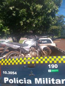 Polícia Militar de Maracaju recupera veículo com queixa de Furto/Roubo, ocorrido fora do estado