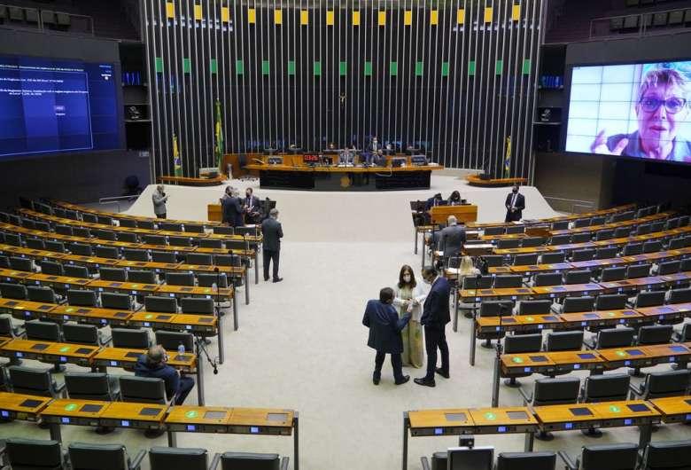 Câmara dos Deputados debate sobre a PEC Emergencial