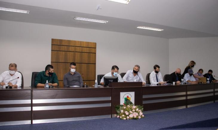 Câmara Municipal de Maracaju aprova projeto de Lei para a participação do município no consórcio para compra de vacinas contra a Covid-19