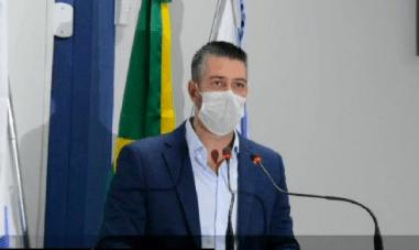 Vereador Gustavo Duó pede retomada das obras no bairro Fortaleza