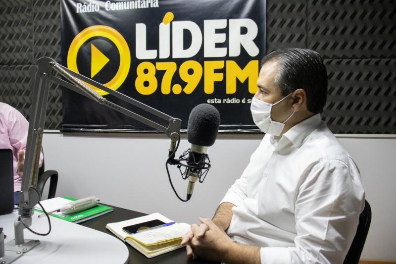 Secretário Municipal de Saúde fala sobre a importância dos cuidados na pandemia