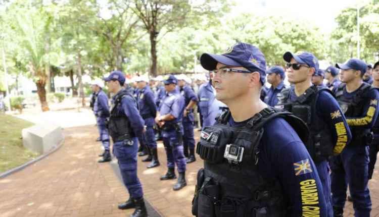 Com salário de R$ 1,6 mil, concurso da Guarda Municipal fecha inscrições nesta segunda-feira