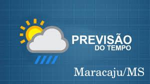 Domingo de chuva para Maracaju