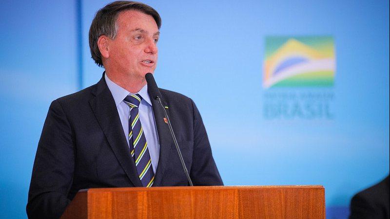 Bolsonaro parabeniza Salles: união da agricultura com ambiente foi quase perfeito