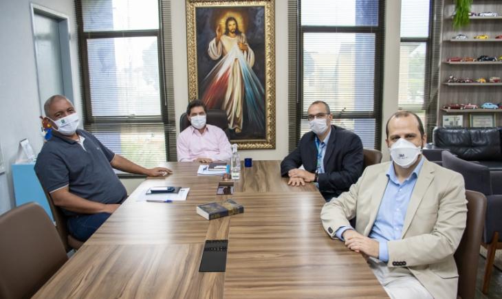 Prefeitura de Maracaju renova contrato com Caixa Econômica