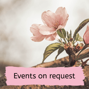 Events on request