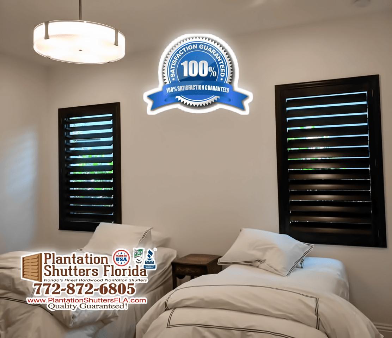 Shutters Plantation Window Shutters In Florida