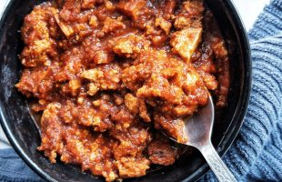 chipotle-style sofritas copycat recipe
