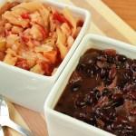 Two Vegan Soups: Black Bean & Cabbage