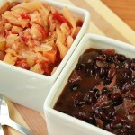 Two Vegan Soups: Black Bean & Cabbage