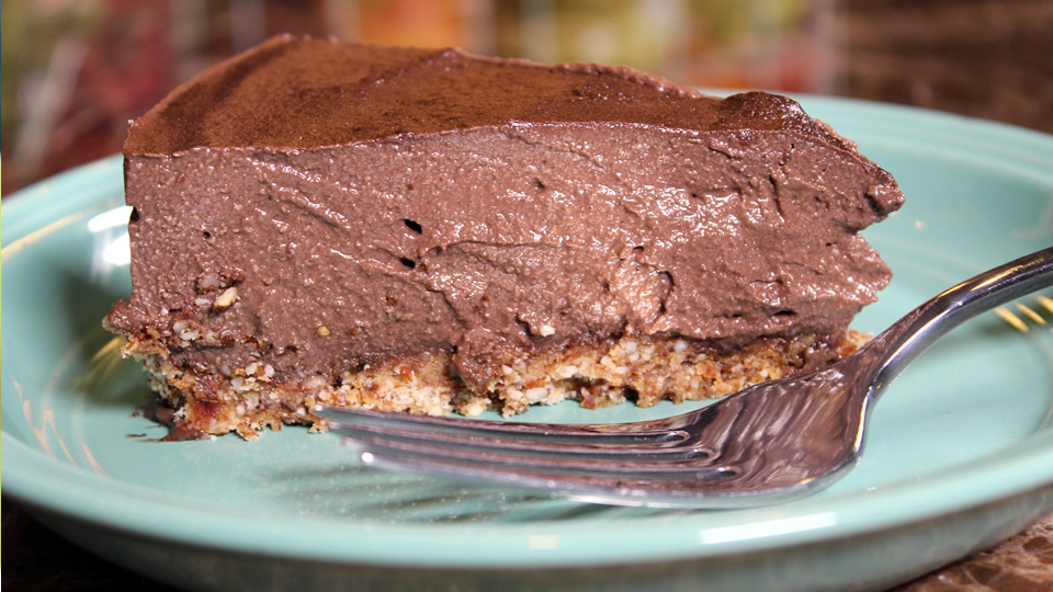 vegan-chocolate-cheesecake