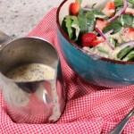 Oil Free Lemon Poppyseed Dressing