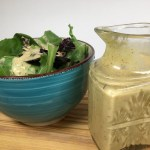 Orange Tahini Dressing