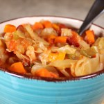 Easy Cabbage Soup                         in the Instant Pot