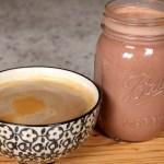 Chocolate Oat Milk & Coffee Creamer