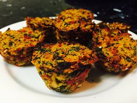 Kale and Red Pepper Bites2