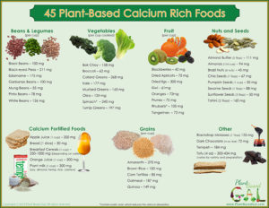 Calcium on a Plant-Based Diet - Plant Based Gal