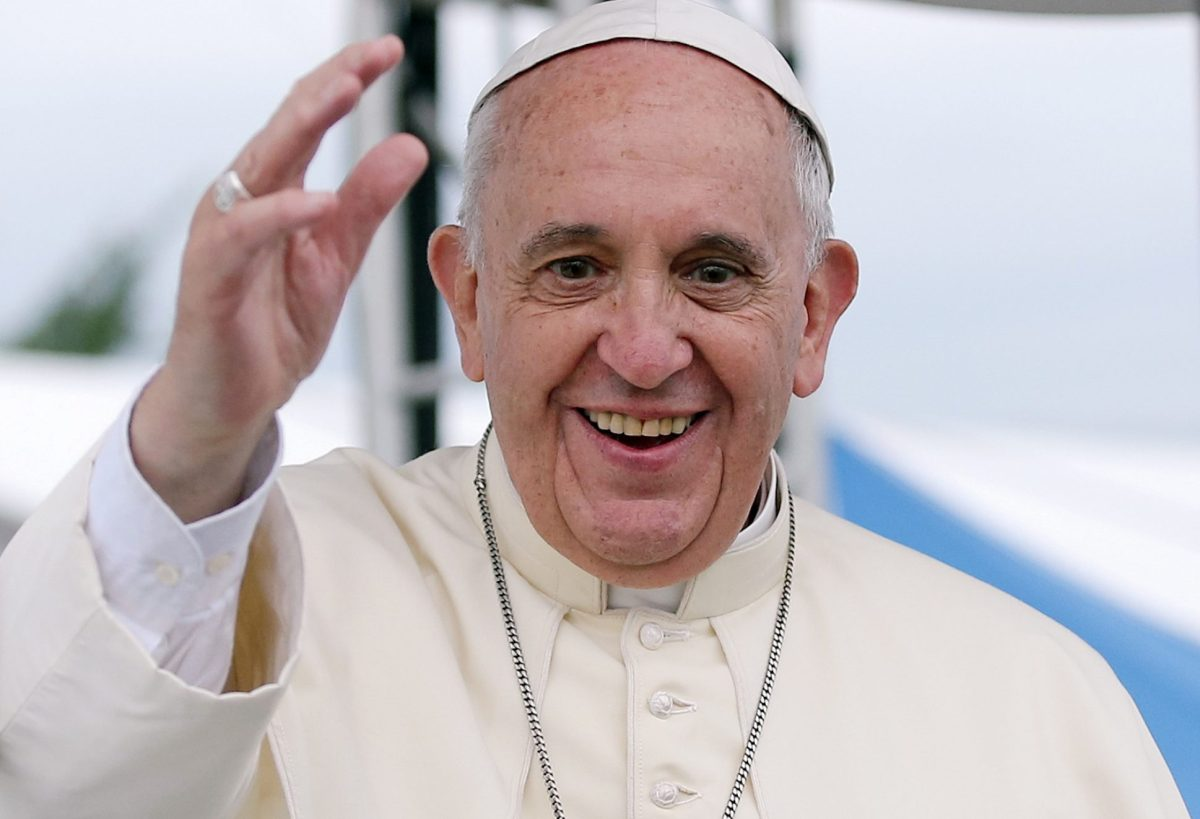 Encourage Christians To Eat Vegan This Easter', Pope Francis Told | Plant Based News