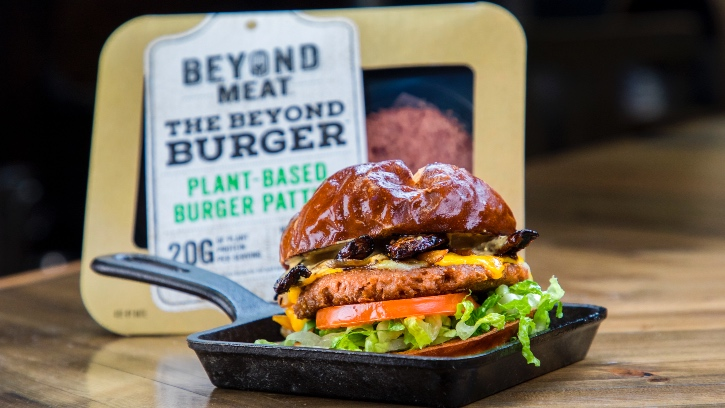Beyond Burgers Sell Out Immediately At German Lidl Stores Causes Surge In Company S Shares