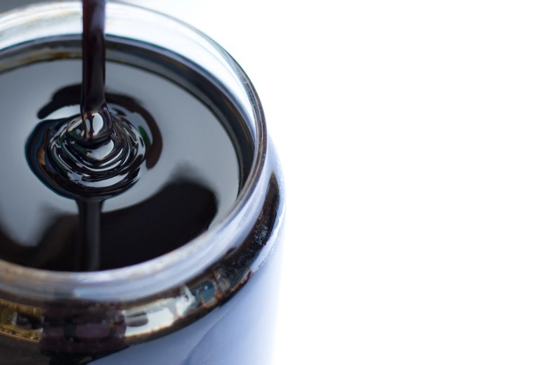 Molasses - a sugar rich in vitamins
