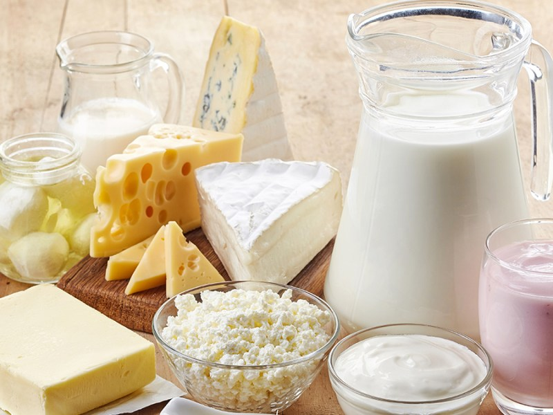 Dairy products which increase cancer risk