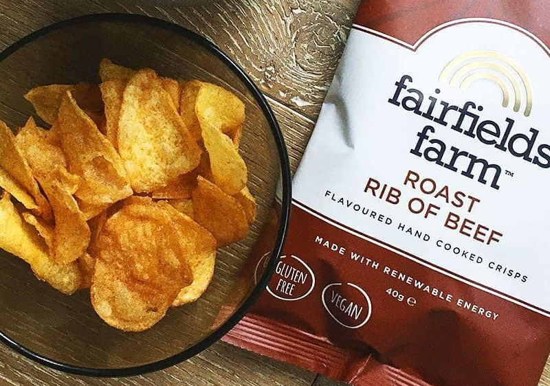 Fairfields Farm unveils new vegan Roast Rib Of Beef flavor