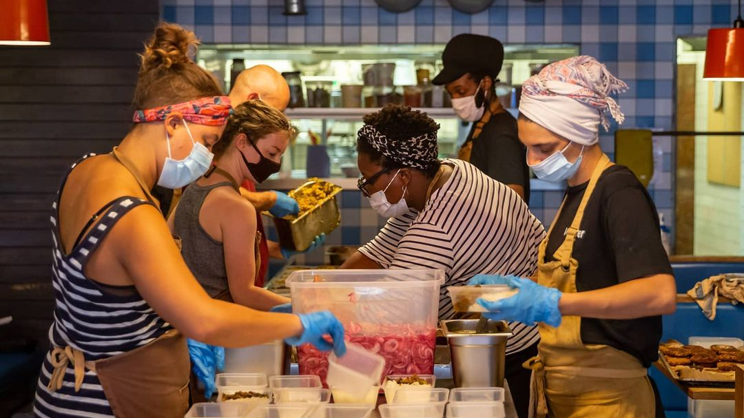 Made In Hackney seeks funds to continue delivering 'vital' meals