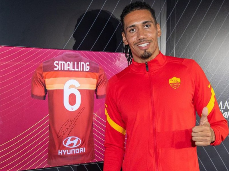 Vegan footballer Chris Smalling invests in energy drink brand